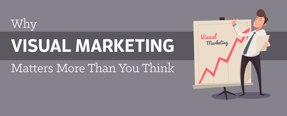 why visual marketing matters more than you think